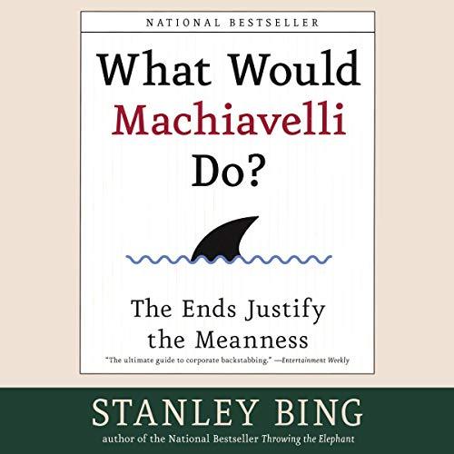 What Would Machiavelli Do? Titelbild