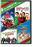 4 Film Favorites: Holiday Comedy (Fred Claus, Just Friends, National Lampoon's Christmas Vacation 2…, Unaccompanied Minors)