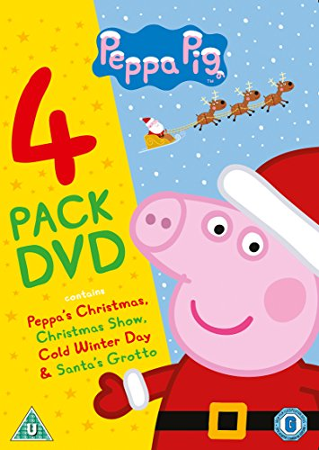 Peppa Pig: The Christmas Collection [DVD] [Reino Unido]