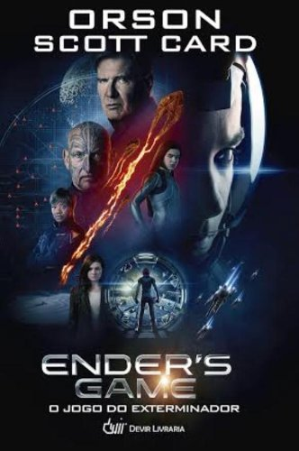 ENDERS GAME O JOGO DO EXTERMINADOR - 4A EDICAO CD