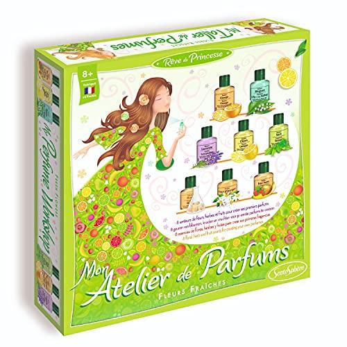 Sentosphère - Mi Taller de perfumes Flores Frescas (075142)
