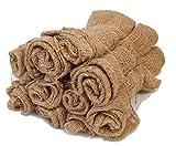 Leaf sacks: turn leaves into leaf mould (10)