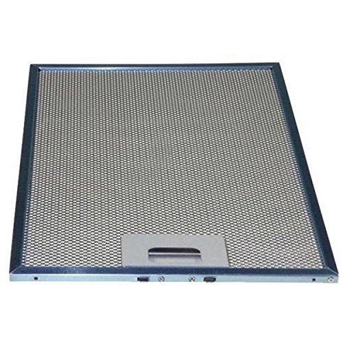 Filtre métal anti-graisses 260x320mm pour Hotte ARISTON HOTPOINT, SCHO