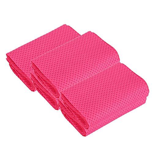 DAUERHAFT Pañuelo para la Cabeza para niños, Suave y útil, para Ropa de Daliy(B)