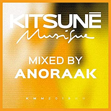 Kitsuné Musique Mixed by Anoraak