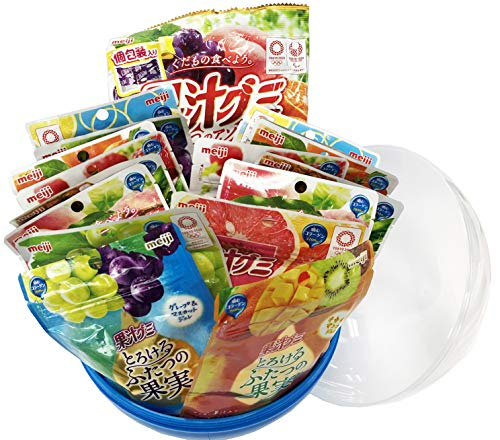 【Amazon.co.jp 限定】明治 果汁グミオールスターinギガッチャ 1個