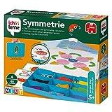 Jumbo Spiele 19776 - ich lerne Symmetrie - Lernspiel für Kinder - Ab 5...