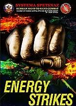 RUSSIAN SYSTEMA SPETSNAZ TRAINING DVD - ENERGY STRIKES. Russian Martial Arts Instructional Video. Street Self-Defense Training Hand to Hand Combat DVD by Vadim Starov.