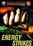 RUSSIAN SYSTEMA SPETSNAZ TRAINING DVD - ENERGY STRIKES. Russian Martial Arts...