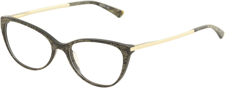 Etnia Barcelona Eyeglasses Baton red BKCH Black Chess Optical Frame 52mm