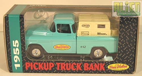 Ertl  True Value  1955 Pickup Truck Bank - 1993 by Ertl