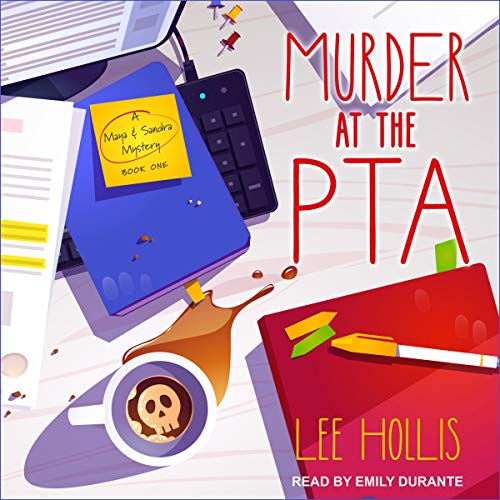Murder at the PTA  By  cover art