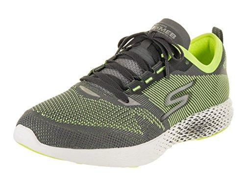 SKECHERS Go Meb Razor 2 Sneakers - Hombre - Verde y Gris