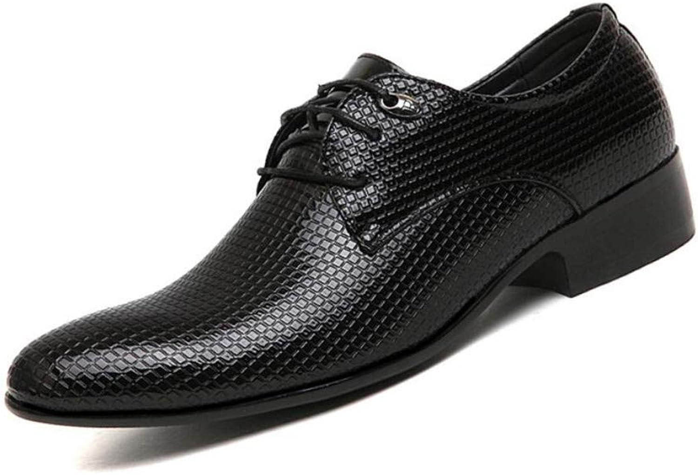 Mans läder skor Hand's Hand's Hand's 65533;65533; Business Point skor skor skor 65533;65533;2018 Springaa Fall Formal Dress skor, 6553333;Lace -up bröllop skor skor skor skor 675533;'  olika storlekar