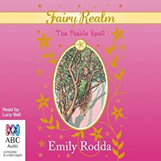 The Peskie spell: Fairy Realm Collection 2, Book 3 cover art