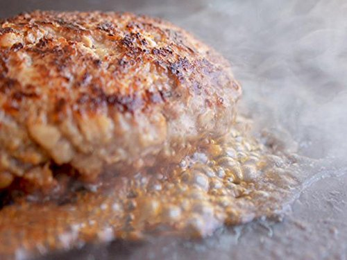 セゾンブシェ 黒毛和牛100% 手作り ハンバーグ 150g×10個 (日時指定なし用)
