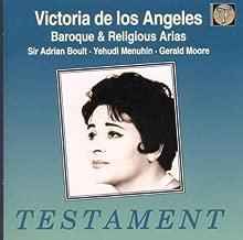 Victoria de los Angeles - Baroque & Religious Arias