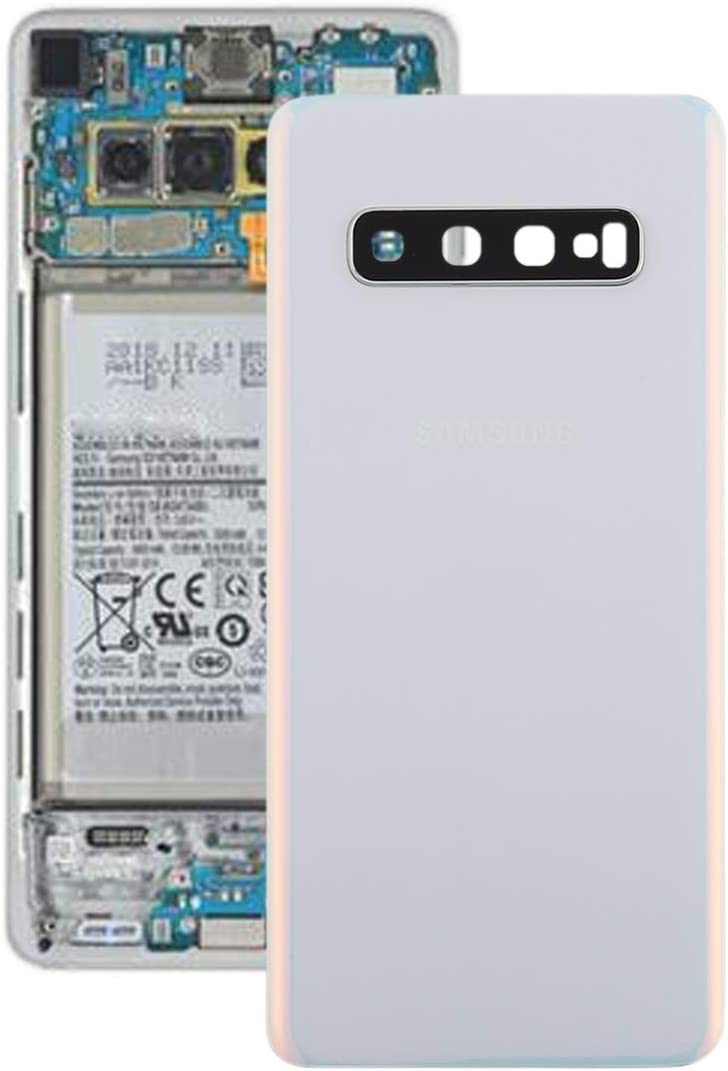 GALAXWANGJIANBO 4 years warranty Battery Louisville-Jefferson County Mall Back Cover with Camera Lens Galaxy for S