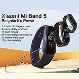 Zoom IMG-1 xiaomi band 5 smart fitness