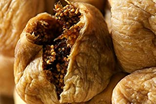 OliveNation Dried Pulled Turkish Figs - Healthy Snack, Chopped in Cookies and Cakes - Size of 5 lb