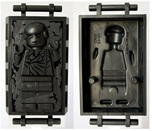 Lego Star Wars Han Solo in Carbonite Minifigure (2012) by LEGO