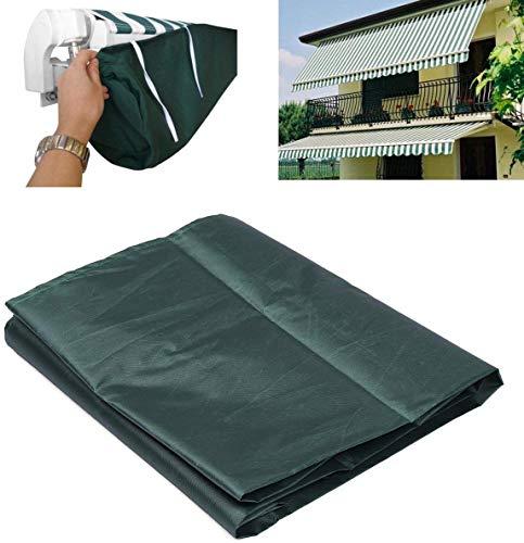 Baogu - Funda Protectora para toldos (Impermeable), Color Verde