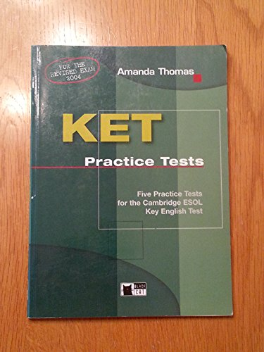 Ket practice tests. Student\'s book. Con 2 CD Audio key english test. Per le Scuole superiori (English certification)