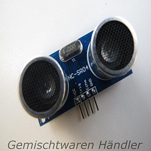 Enfernungs Sensor Modul Ultraschall Entfernungssensor für Arduino Distanz Messer Entfernung