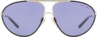 نظارات شمسية من رالف لورين باطار ذهبي RL7066J