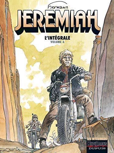 Jeremiah - Intégrale - tome 6 - Intégrale Jeremiah T6 (volumes 21 à 24)
