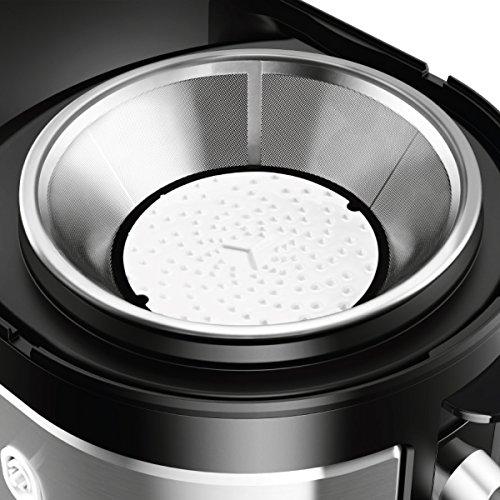 Aluminium Entsafter 1200 W Bosch MES4010 Bild 4*