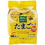マルちゃん 素材のチカラ たまごスープ 5食入 31.5g ×6個