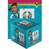 CAGO Panini - Euro 2020 Preview - Sammelsticker - 1 Display (60 Tüten) + 1 Album + 40 Collect-it...