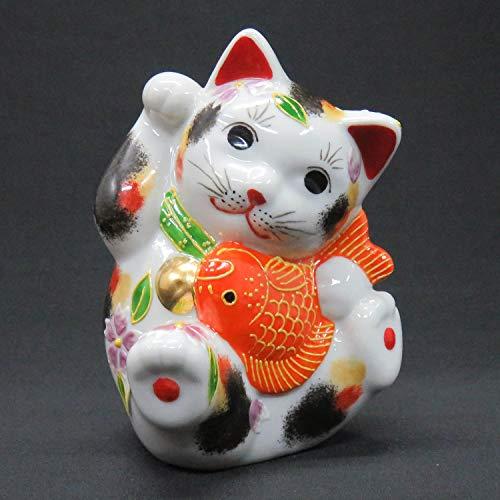 九谷物産『九谷焼鯛招き猫』