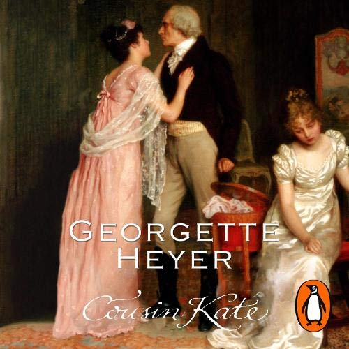 Cousin Kate cover art