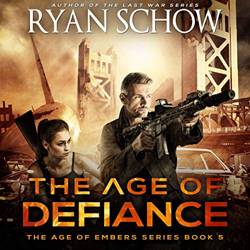 The Age of Defiance audiobook cover art
