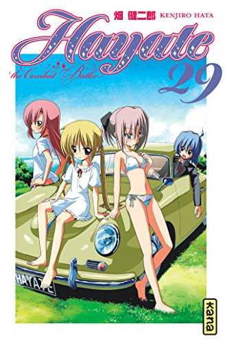 Hayate The combat butler, tome 29