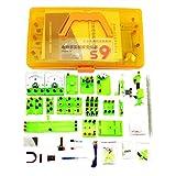 MZH Modelo de Ciencia educativa para la educación Herramientas de Experimento de Ciencia DIY Toy Labs Junior Science Magnet Set