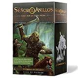 Fantasy Flight Games-El Señor de los Anillos: Viajes por la Tierra Media-Pack de Figuras Villanos de...