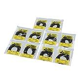 Homyl 500pcs 0.8mm Montre Rondelles Etanche Joint Kits de Réparation 31-40mm