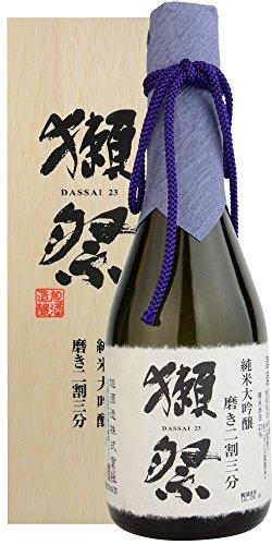 旭酒造『獺祭 純米大吟醸 磨き二割三分』(木箱入り)