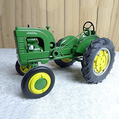 WANGCH 1:16 Ingeniería Vehículos Aleación Tractor Agrícola Vehículo Construcción Ingeniería Vehículo Simulación de Alta precisión Modelo de Coche Colección Juguetes Cumpleaños