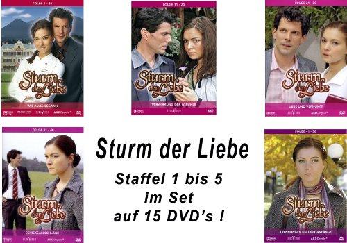 DVD Box 1-5: Folge 1-50 (15 DVDs)