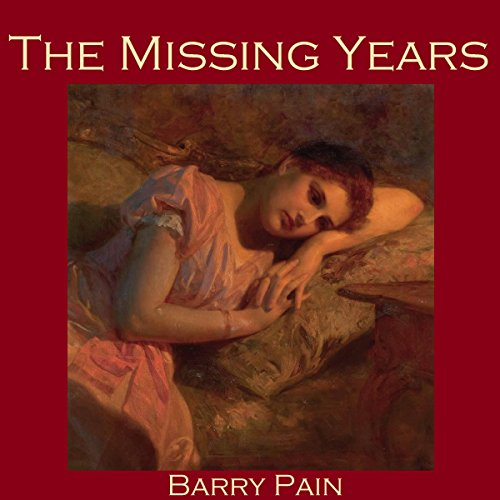The Missing Years audiobook cover art