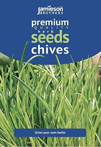 Jamieson Brothers Chives Herb Seeds