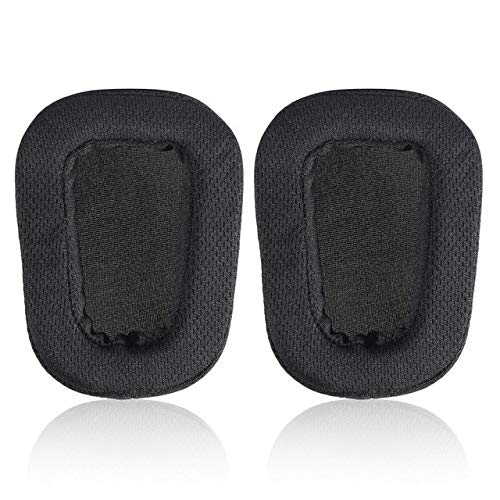 Ear Pads For Logitech G633 G933 Headphones Replacement Foam Earmuffs Ear Cushion Accessories Fit perfectly 23 SepO9,1 pair net