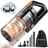 Best Hand Vacuums - Portable Handheld Vacuum Cleaner 8KPA-Handheld Vacuum Cordless Review