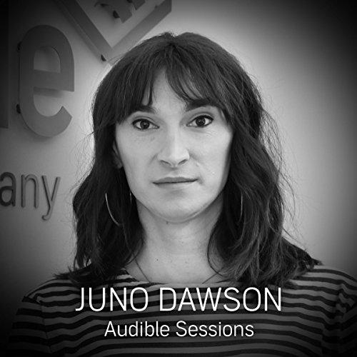 Juno Dawson audiobook cover art