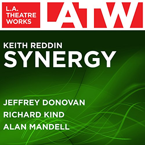 Synergy audiobook cover art