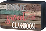 Home Sweet Classroom - Borrador magnético para pizarrón blanca